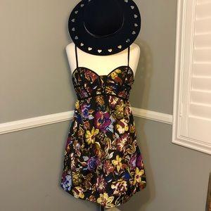 Xhilaration Floral Minnie dress